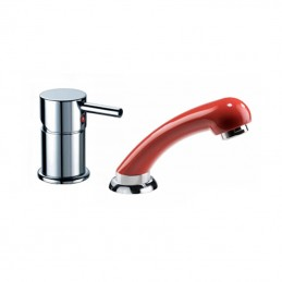 Red Basic Miscelatore per Lavatesta con Salvagocce Acquastop