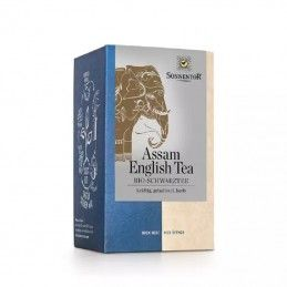 Tè nero di Assam English Tea 18 filtri